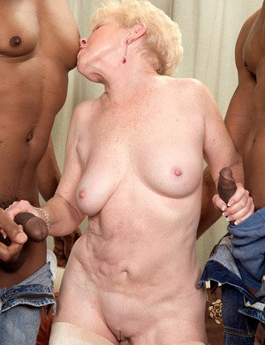 Granny Loves Black Cock Pics