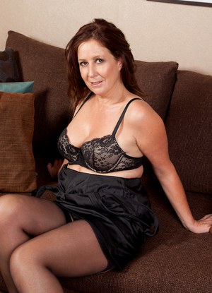 Granny In Stockings - Hot Granny Pics