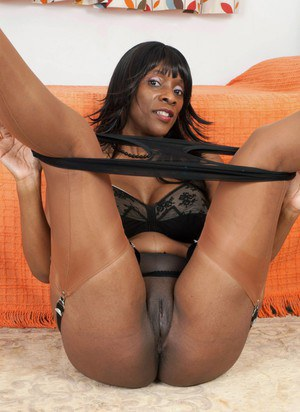 Nasty Black Granny 88