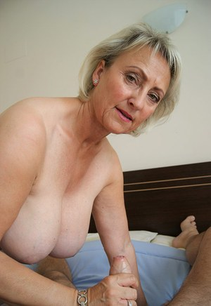 Euro granny fucked by african immigrant - 1 part 10