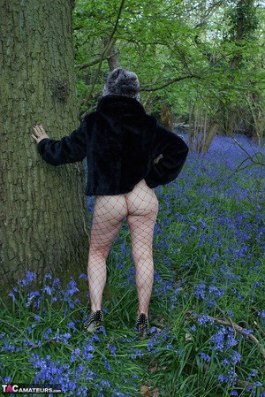 Granny Outdoors Pics