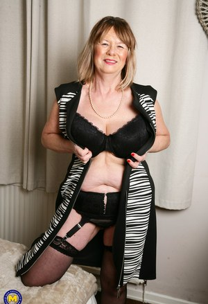 Impossible Naked grandma with big boobs